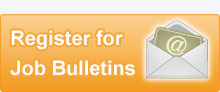 Register for bulletins