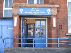 "Welcome to the Pear Tree Community Junior School <span class=""darkGrey"">Career Site</span>"