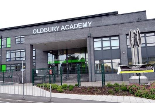 "Welcome to the Oldbury Academy <span class=""darkGrey"">Career Site</span>"