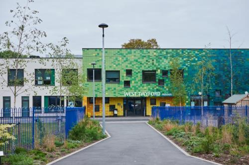 "Welcome to the West Twyford Primary School <span class=""darkGrey"">Career Site</span>"