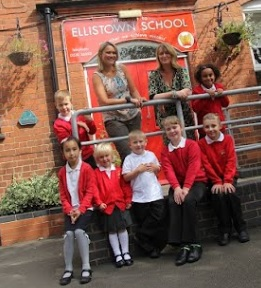 "Welcome to the Ellistown Community Primary School <span class=""darkGrey"">Career Site</span>"