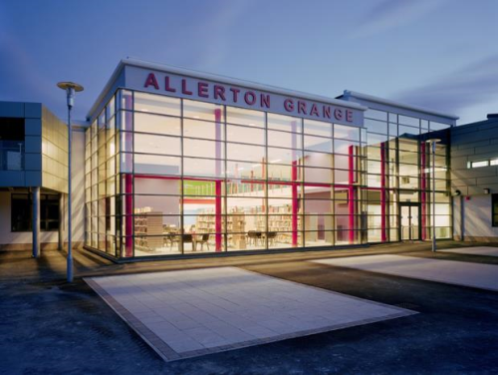"Welcome to the Allerton Grange School <span class=""darkGrey"">Career Site</span>"