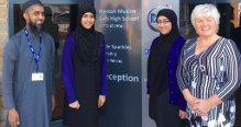 "Welcome to the Preston Muslim Girls School <span class=""darkGrey"">Career Site</span>"