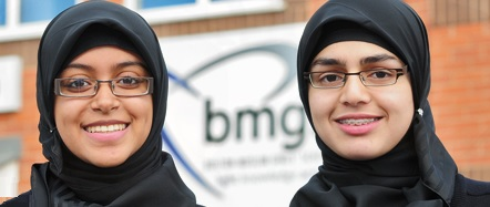 "Welcome to the Bolton Muslim Girls School <span class=""darkGrey"">Career Site</span>"