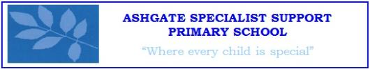 "Welcome to the Ashgate Specialist Support Primary School <span class=""darkGrey"">Career Site</span>"