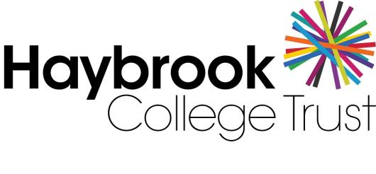 "Welcome to the Haybrook College <span class=""darkGrey"">Career Site</span>"