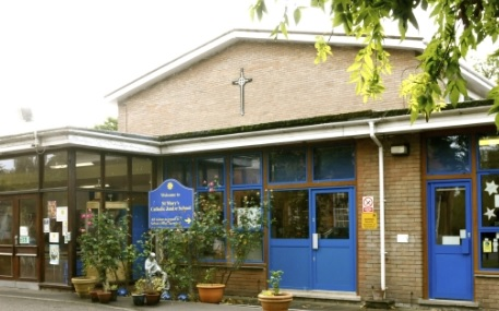 "Welcome to the St Mary's Catholic Federation, Carshalton <span class=""darkGrey"">Career Site</span>"
