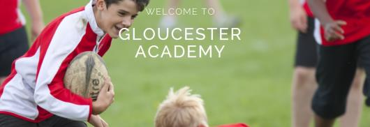 "Welcome to the Gloucester Academy <span class=""darkGrey"">Career Site</span>"