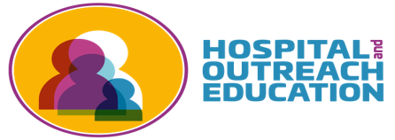 Hospital and Outreach Education
