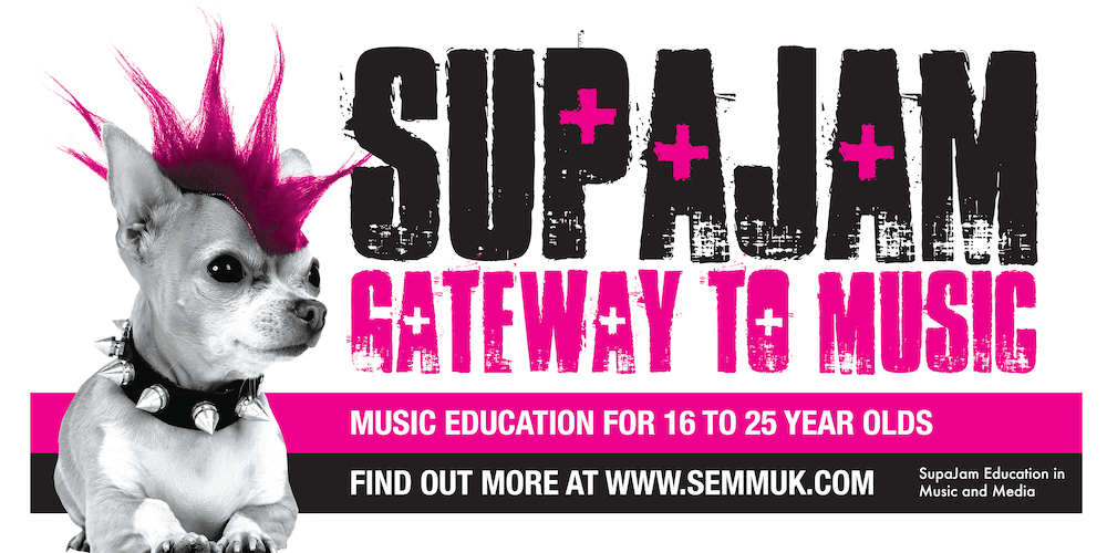 SupaJam Education in Music and Media