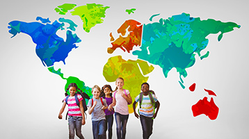 What's 'international' about an international school?