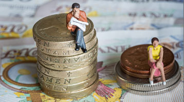 Shocking school gender pay gap