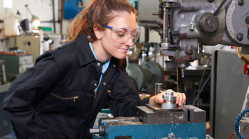 Scotland is UK's worst-performing country for women in engineering apprenticeships