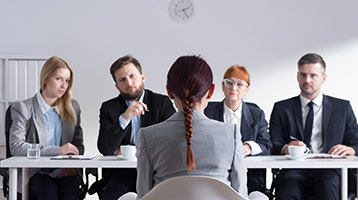 How to master a panel interview