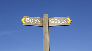 10 ways to challenge gender stereotypes