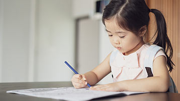 Top tips for encouraging reluctant young writers
