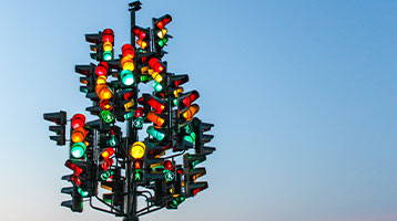 Why traffic lights gets the thumbs down