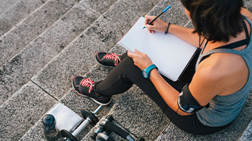 3 ways to improve writing in PE