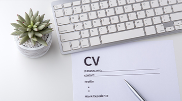 Your professional CV masterclass