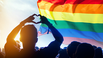 LGBT inclusion: Keeping a clear focus