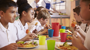 Free school meals on the rise